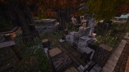 Chaparral - a autumnal forest plot Minecraft Map & Project