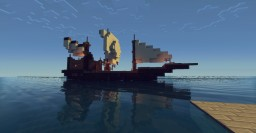 Small ship Minecraft Map & Project
