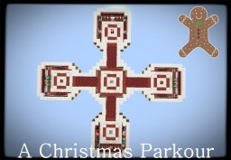 A Christmas Parkour (1.10) Minecraft Project