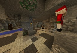 Christmas Cringe Cave Minecraft Map & Project