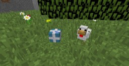 Presents in One Command Minecraft Map & Project