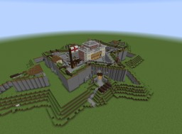 Citadel Hill Fort George Minecraft Project