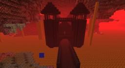 NinjaGirl2024 Nether Castle Minecraft Map & Project