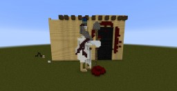 Sumerian reliefs. based on Shemot Minecraft Map & Project