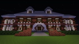 Home Alone Movie House Minecraft Map & Project