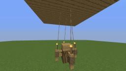 Simple Chandelier Design Minecraft Map & Project