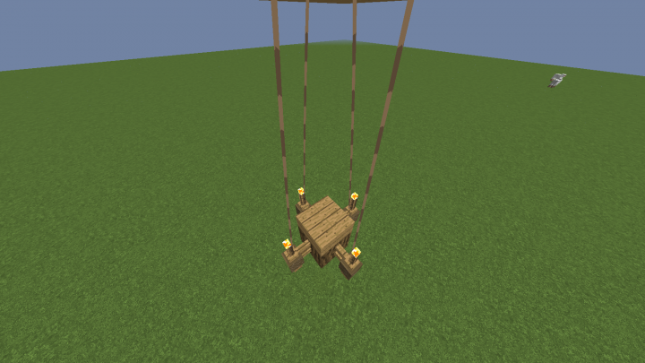 Simple chandelier design minecraft project simple chandelier design aloadofball Image collections