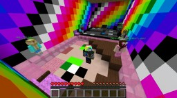 PopularMMOs Lucky Block Race Map! Minecraft Project
