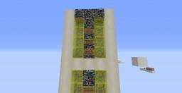 Vanilla Lucky Block Race 1.11 Minecraft Project