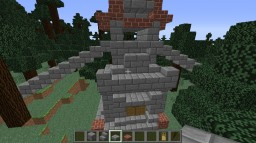 Hidden Witch Tower. Minecraft Map & Project