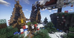 Christmas-Plot Minecraft Map & Project