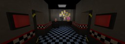 Five Nights at Freddy's Maps [FNaF 1] Minecraft Map & Project