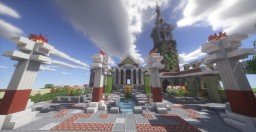 First Rome themed build. Minecraft Map & Project