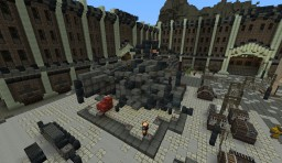 VB-02 Vertibird || Fallout  build Minecraft Map & Project