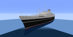 S.S. Andrea Doria Minecraft Map & Project