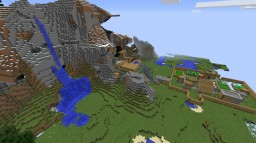 Me and a Friend Minecraft Map & Project