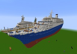 MS Marco polo Minecraft Map & Project