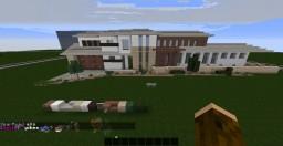 Frank Lloyd Wright House Minecraft Map & Project