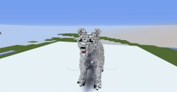 Organic Polar Bear Minecraft Map & Project