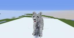Organic Polar Bear Minecraft Project