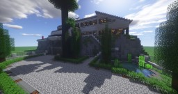 Hollywood Residence Minecraft Project