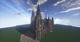 Gothic Cathedral 2 Minecraft Project