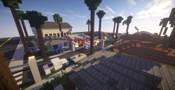 Palmsprings neighborhood - Oakland Minecraft Map & Project