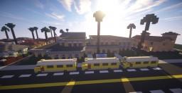 Palmsprings middleschool - Oakland Minecraft Map & Project