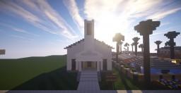 Palmsprings Christian Church - Oakland Minecraft Map & Project