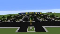 Trump-Mart Minecraft Map & Project