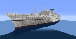 S.S. Leonardo Da Vinci Minecraft Map & Project
