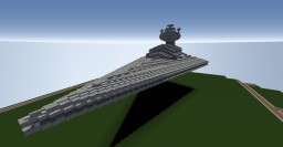 Star Wars - Star Destroyer Imperial-2 Class Minecraft Map & Project