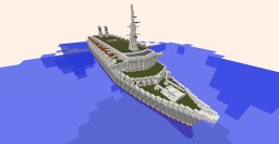 SS Sunshine Victory Minecraft Project