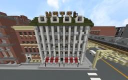 L'Hôtel Économique Minecraft Project