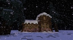 Winter Cottage Minecraft Project