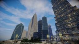 Blockstone City 2042 Minecraft Map & Project