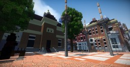 'S-Hertogenbosch on MC server: OCD part: 1 and 1/5 Minecraft Map & Project