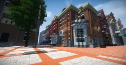 'S-Hertogenbosch on MC server: OCD part: 2 Minecraft Map & Project