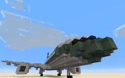 Lockheed L-1011-100 Cathay Pacific Minecraft Project