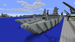 Small Coastal Patrol vessel Minecraft Map & Project