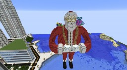 Santa Claus by MrZazou Minecraft Map & Project