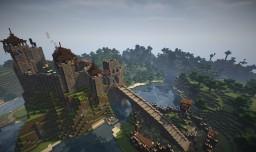 Burg Kraehenfels (Survival Version / Survival Version) Minecraft Map & Project