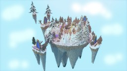 Christmas HUB! Minecraft Map & Project