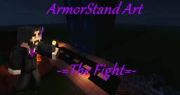 ArmorStandArt | The Fight Minecraft Map & Project