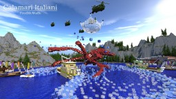 Calamari Italiani - Contest Entry Minecraft