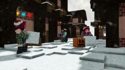 Village Minecraft Map & Project