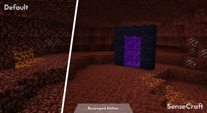 Revamped Nether