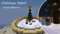 Christmas Spleef Minecraft