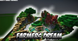 Farmer's Dream Minecraft Map & Project