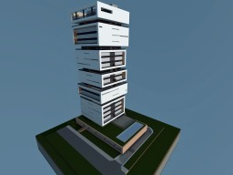 Energy Living Minecraft Map & Project